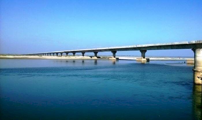 Dr Bhupen Hazarika Setu or Dhola-Sadiya bridge is India's longest bridge connecting Assam and Arunachal Pradesh.