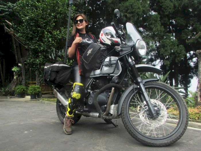 'Passion with a Mission' - Girl rides Solo across Nagaland to Empower Women