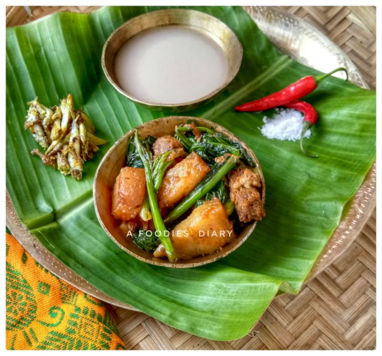 When in Assam, You Must Try These 10 Super Delicious Exotic Assamese Dishes
