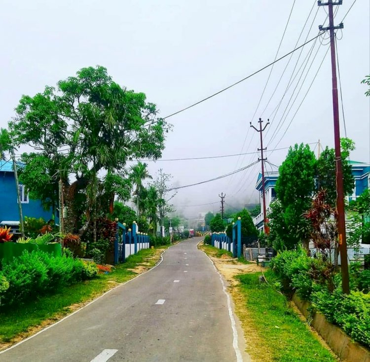 All You Need to Know about Vanghmun, the Cleanest Village of Tripura. thenevibes.com
