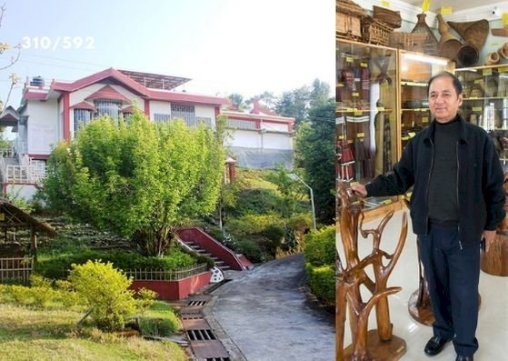 Meet 65-YO Mr. Kyntiewbor War from Meghalaya, who Built Ever Living Museum on his Own