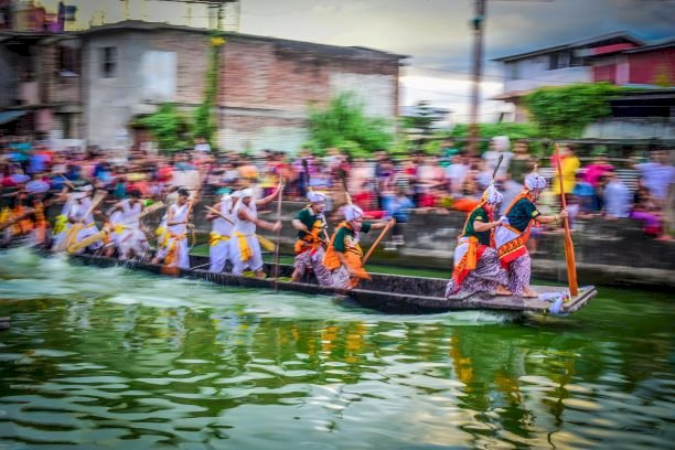 22 Reasons Why Heikru Hidongba is not Just any other Boat Race Festival