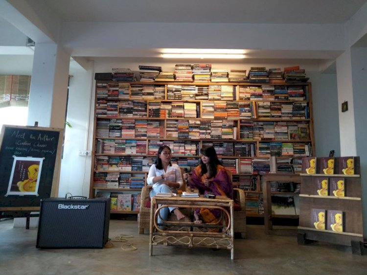 This Husband-wife duo's 'Kekru' Revives Poetry amongst Millennials in Manipur