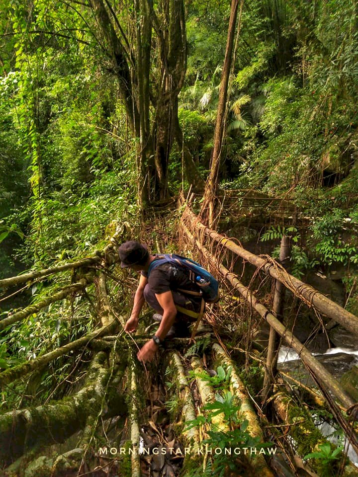 Mission Possible: Meghalaya Boy on Village Trails to Promote and Build 'Living Architectures'