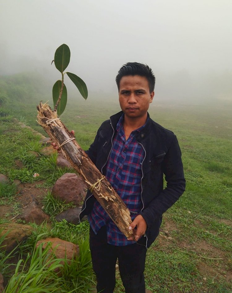 Mission Possible: Meghalaya Boy on Village Trails to Promote and Build 'Living Architectures' thenevibes.com