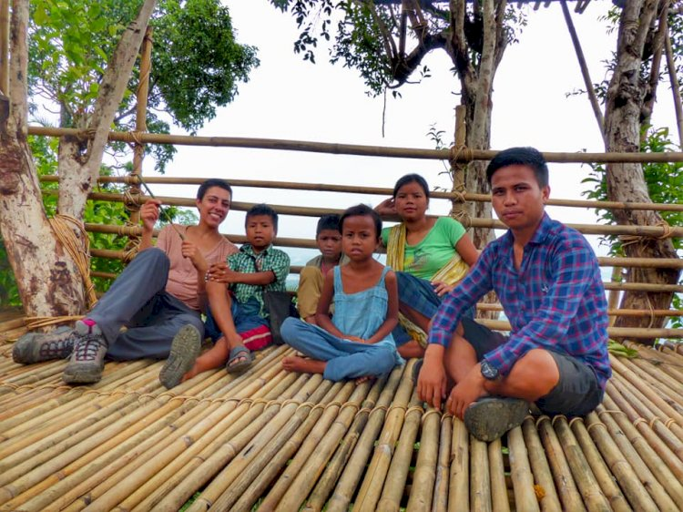Mission Possible: Meghalaya Boy on Village Trails to Promote and Build Living Architectures. thenevibes.com