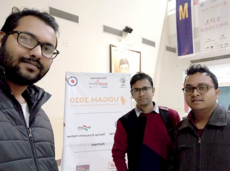 How This Assam-based Startup is Making Health Centres in Northeast 'Chaos-Free zone'